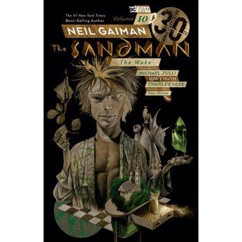 Sandman Vol. 10: The Wake, 30th Anniversary Edition (Paperback)