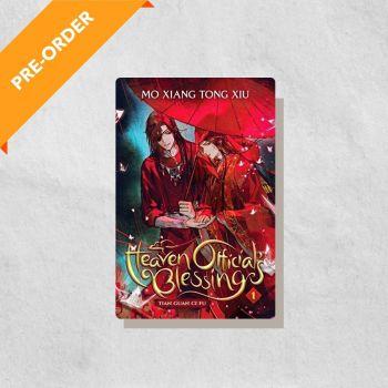 Heaven Official's Blessing: Tian Guan Ci Fu, Vol. 1 (Paperback)