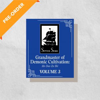 Grandmaster of Demonic Cultivation: Mo Dao Zu Shi, Vol. 3 (Paperback)