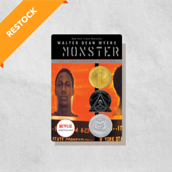 Monster, 20th Anniversay Edition (Paperback)