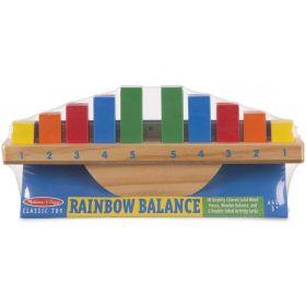 Melissa & Doug: Rainbow Balance Toy