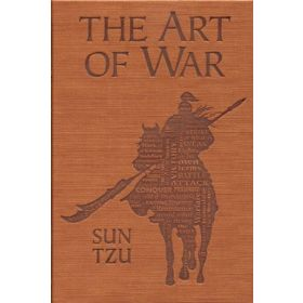 The Art of War, Word Cloud Classics (Flexibound)