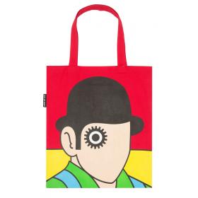 Out of Print: A Clockwork Orange Tote Bag