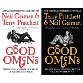 Good Omens: The Nice and Accurate Prophecies of Agnes Nutter, Witch (Mass Market)