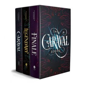 INCOMING - Caraval Boxed Set: Caraval, Legendary, Finale (Paperback)
