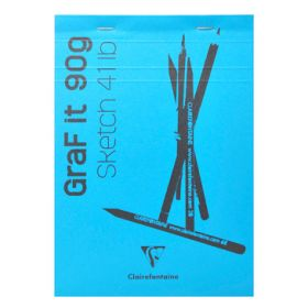 Clairefontaine: GrafIt Pad A6 Turquoise (Blue)