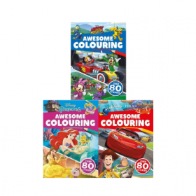 Colouring Play Disney Bundle (Paperback)