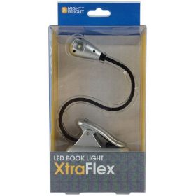 Mighty Bright: XtraFlex Book Light (Silver)