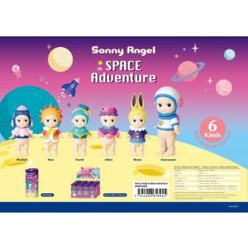 Sonny Angel: Space Adventure Series Blind Box