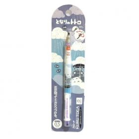 Studio Ghibli: Totoro Kurutoga Mechanical Pencil, Rainy Day (Blue)