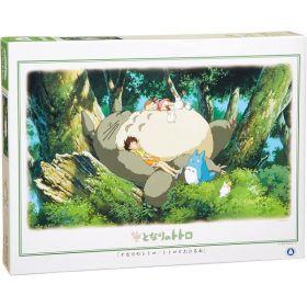 Studio Ghibli: My Neighbor Totoro Jigsaw Puzzle 1000 Pieces (Totoro and Nap)
