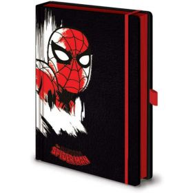 Marvel: Retro Spider-Man Premium A5 Notebook