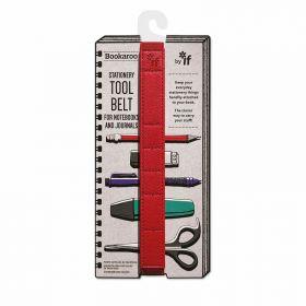 Bookaroo: Tool Belt (Red)