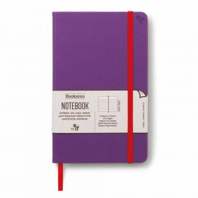 IF: Bookaroo A5 Notebook Journal (Purple)