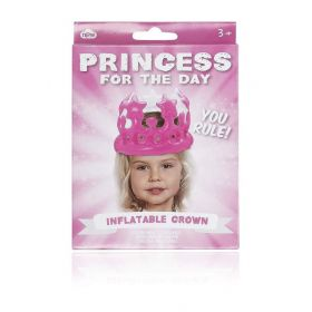 NPW: Princess for the Day Inflatable Crown