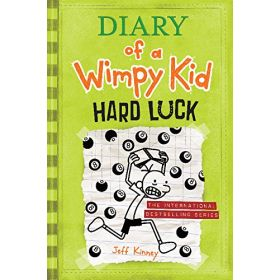 Hard Luck: Diary of a Wimpy Kid, Book 8 (Paperback)