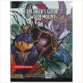 Explorer's Guide to Wildemount: D&D Campaign Setting and Adventure Book (Hardcover)