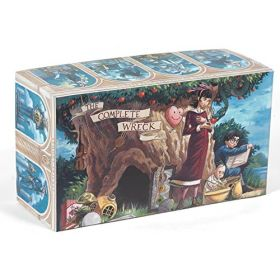 A Series of Unfortunate Events Box: The Complete Wreck, Books 1-13 (Hardcover)