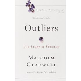 Outliers: The Story of Success, Export Edition (Mass Market)