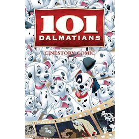 Disney's 101 Dalmatians Cinestory (Paperback)