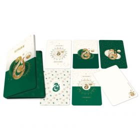Harry Potter: Slytherin Constellation Postcard Tin Set (Set of 20)