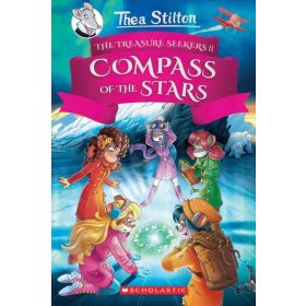 The Compass of the Stars: Thea Stilton and the Treasure Seekers, Book 2 (Hardcover)