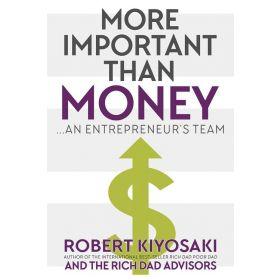 More Important Than Money (Mass Market)