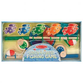 Melissa & Doug: Catch and Count Fishing Game (Toy)