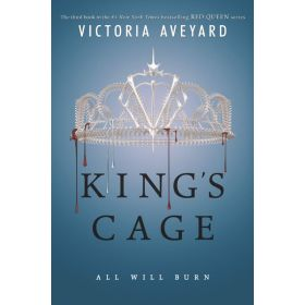 King's Cage: Red Queen, Book 3 (Paperback)