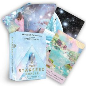 The Starseed Oracle: A 53-Card Deck and Guidebook (Cards)