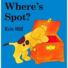 Where's Spot?, New Edition (Board Book)
