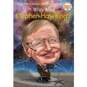 Who Was Stephen Hawking? (Paperback)