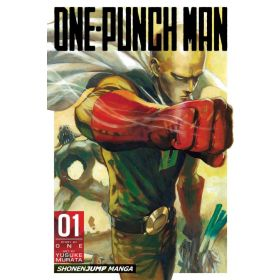 One-Punch Man, Vol. 1 (Paperback)