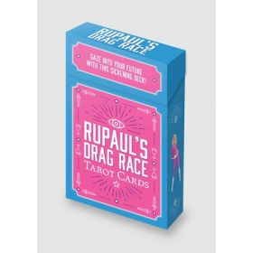 RuPaul's Drag Race Tarot Cards (Deck)