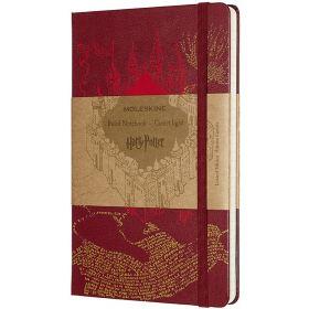 Harry Potter Marauder's Map - Moleskine Limited Edition Notebook