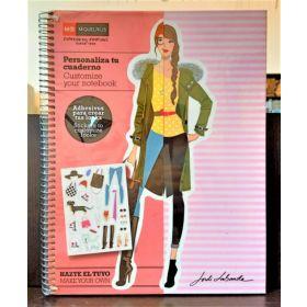 Miquelrius: A4 Spiral Notebook (Jordi Labanda, Autumn Style)