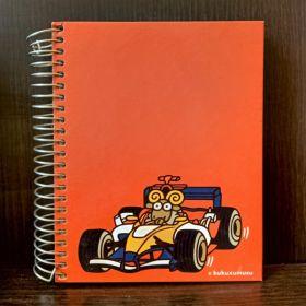 Miquelrius: A6 Spiral Notebook (Kukuxumusu, Frenando)