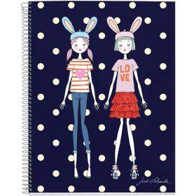 Miquelrius: A4, Jordi Labanda Notebook Horizontal Ruled (Bunnity)