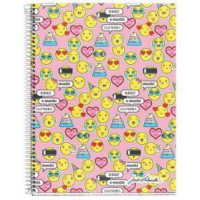 E-Mochis A4 Spiral Notebook