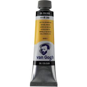 Van Gogh: Oil Color Paint, 40ml Tube, Cadmium Yellow Medium