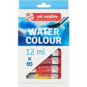 Royal Talens: Art Creation, Water Colour Set 8 x 12 ml