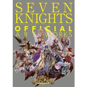 Seven Knights Official Art Works, Japanese Text Edition (Large Book)