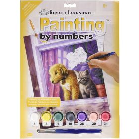Royal & Langnickel: Painting by Numbers (Window Watching)