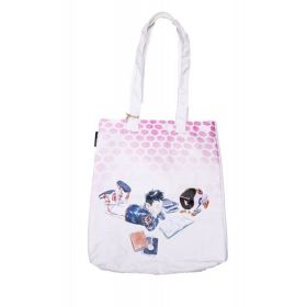 Fully Booked Artist Tote Bag: Descender