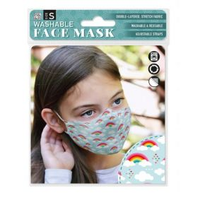 Rainbows: ONS Washable Face Mask (Small)