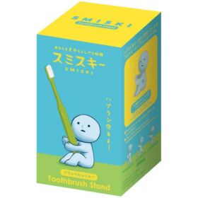 Smiski: Toothbrush Stand, Protecting (Green)