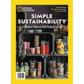 National Geographic: Simple Sustainability 2021 (Bookazine)