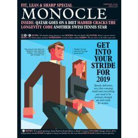 Monocle Magazine, Issue 120—February 2019
