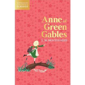 Anne of Green Gables, HarperCollins Children's Classics (Paperback)