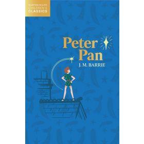 Peter Pan, HarperCollins Children's Classics (Paperback)